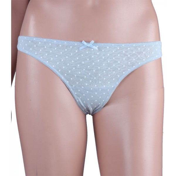 Dotted Light Cayan Thong
