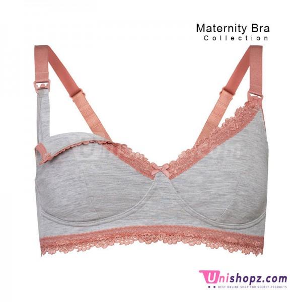 Soft Cotton Maternity Bra