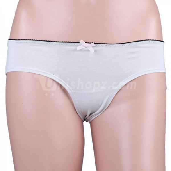 Cool Gray Cotton panty